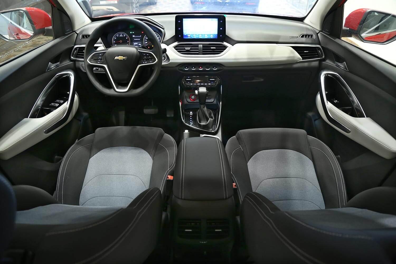 صورة داخلية للسيارة  شفروليه كابتيفا LT 2021