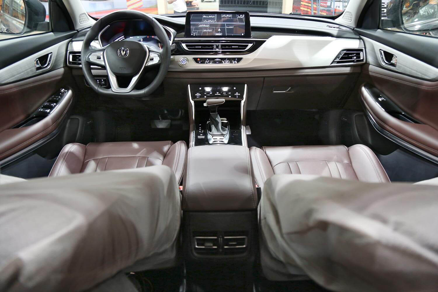 Interior Image for  CHANGAN CS 75 Full 2WD 2021