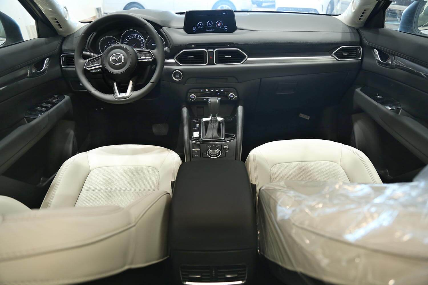 Interior Image for  MAZDA CX-5 SKYACTIV 2019
