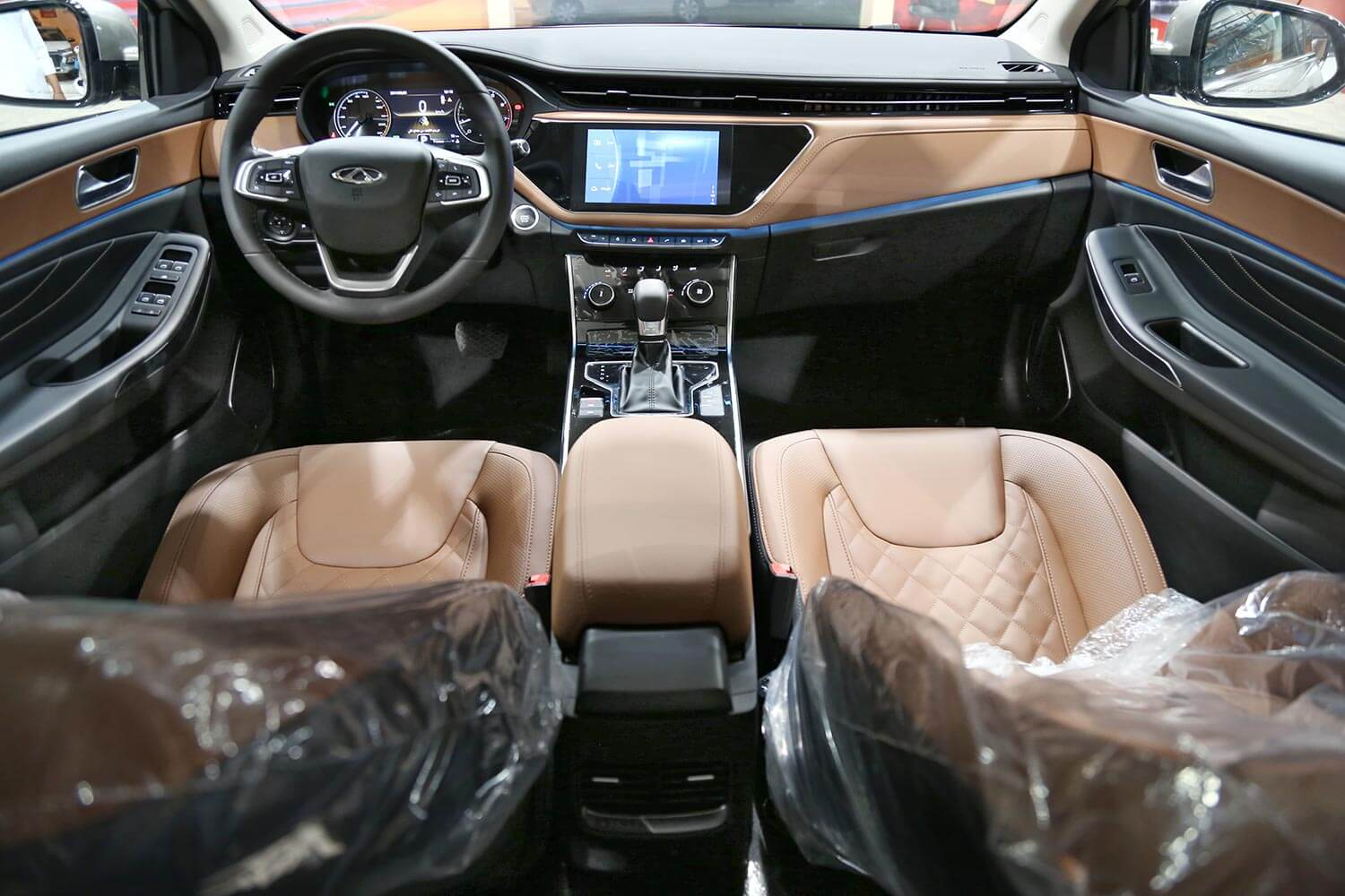 Interior Image for  CHERY ARRIZO 6 2020