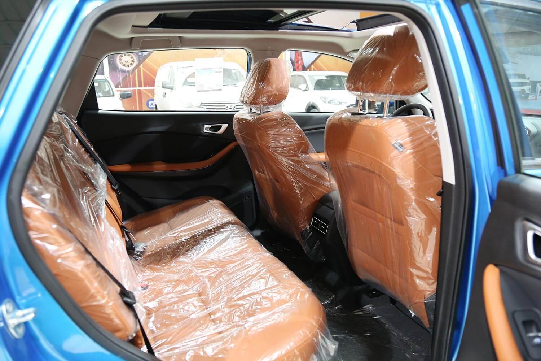 Interior Image for  CHERY Tiggo 7 2020