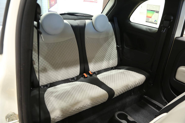 Interior Image for  FIAT 500 Hatchback 2020