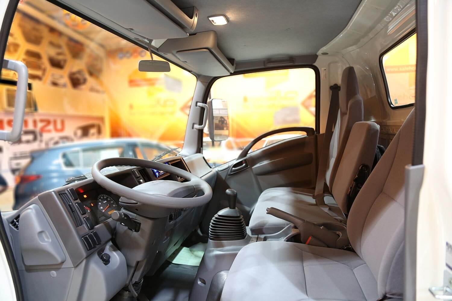 Interior Image for  ISUZU DINA NPR 2020