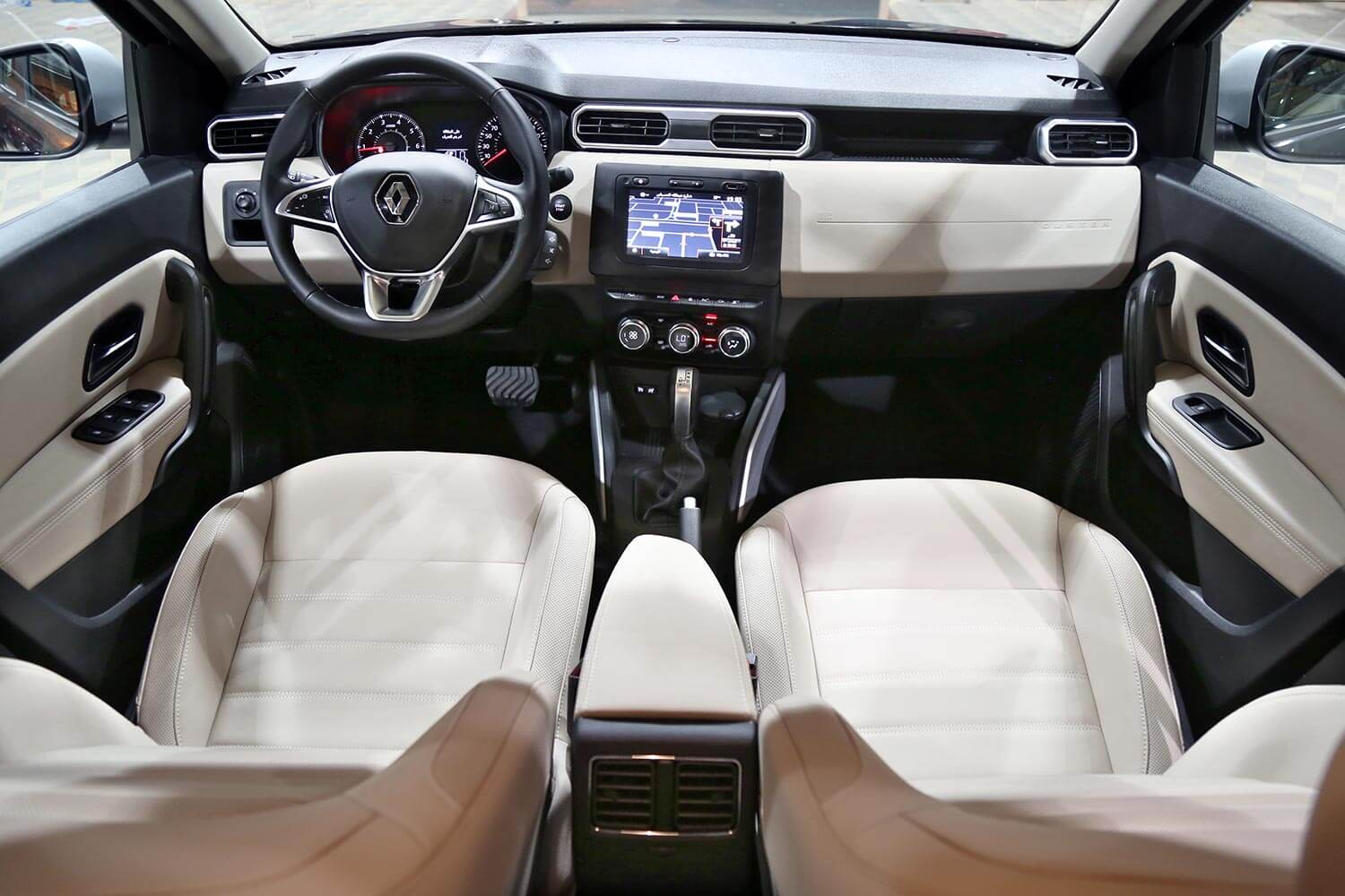 Interior Image for  RENAULT DUSTER LE - 4X4 2021