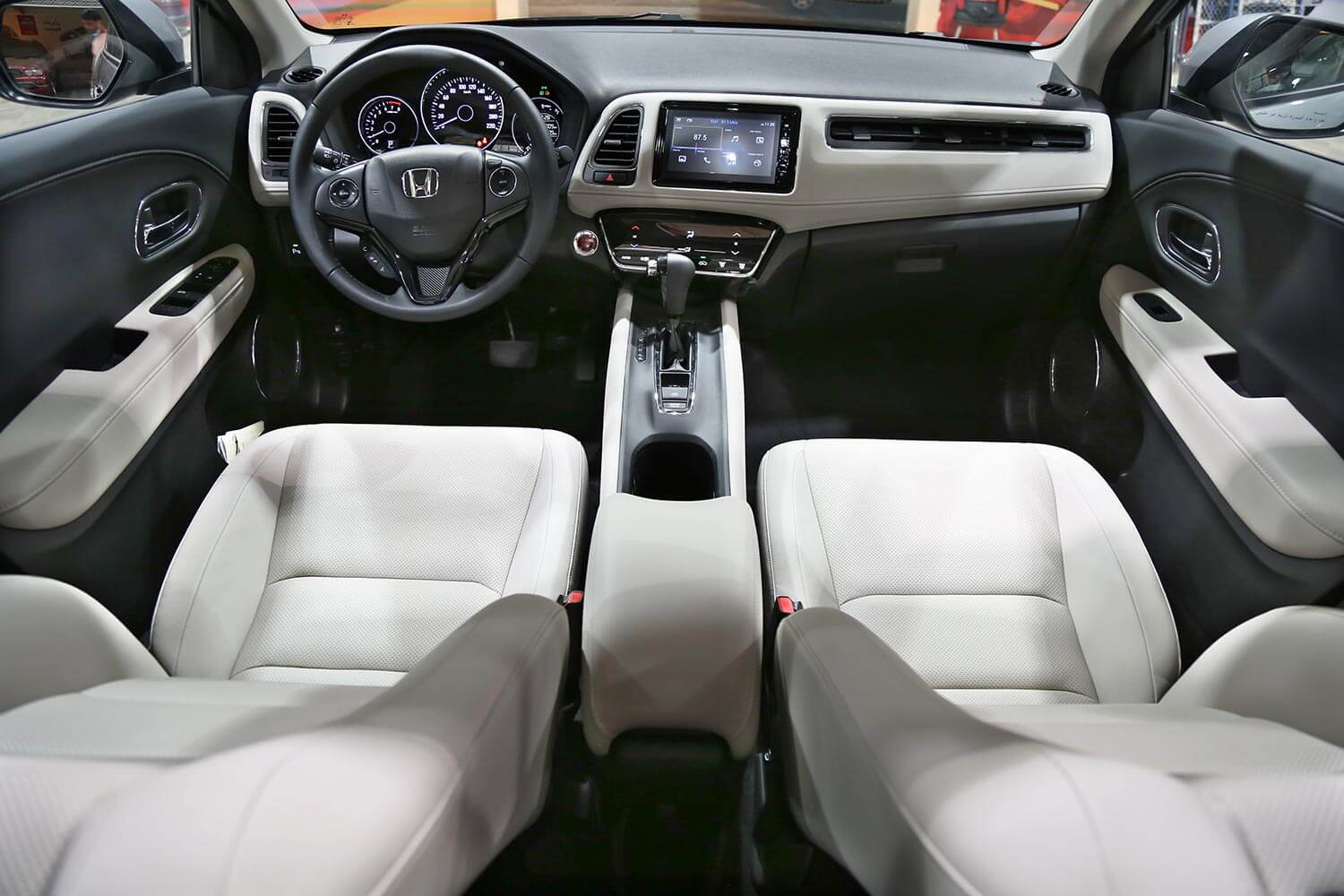 Interior Image for  HONDA HRV EX 2021