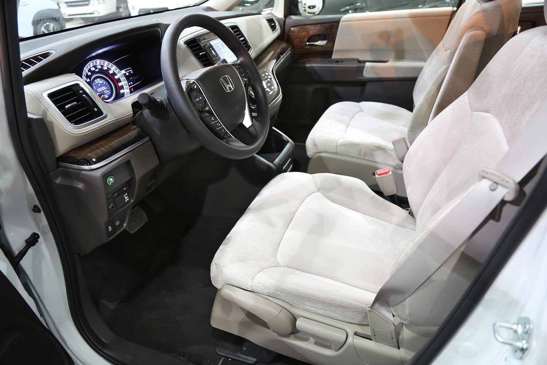 Interior Image for  HONDA ODYSSEY J EX 2020