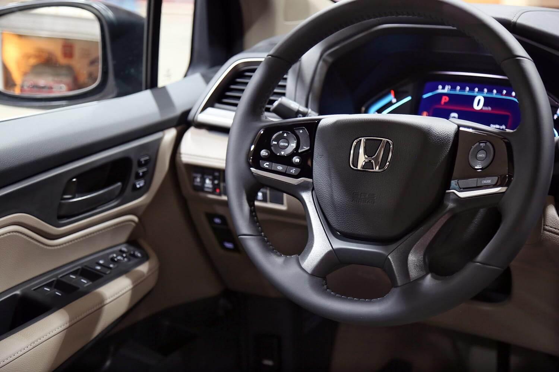 صورة داخلية للسيارة  هوندا اوديسي EX-L 2020
