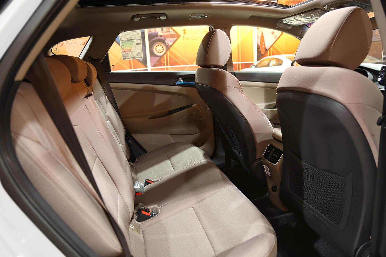 Interior Image for  HYUNDAI TUCSON GLS 2WD 2021