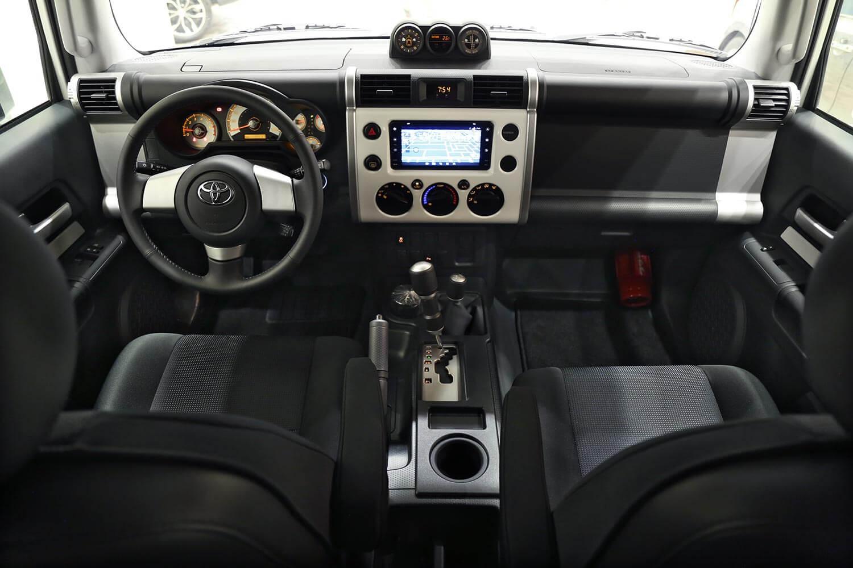 Interior Image for  TOYOTA FJ - CRUISER GXR 2020