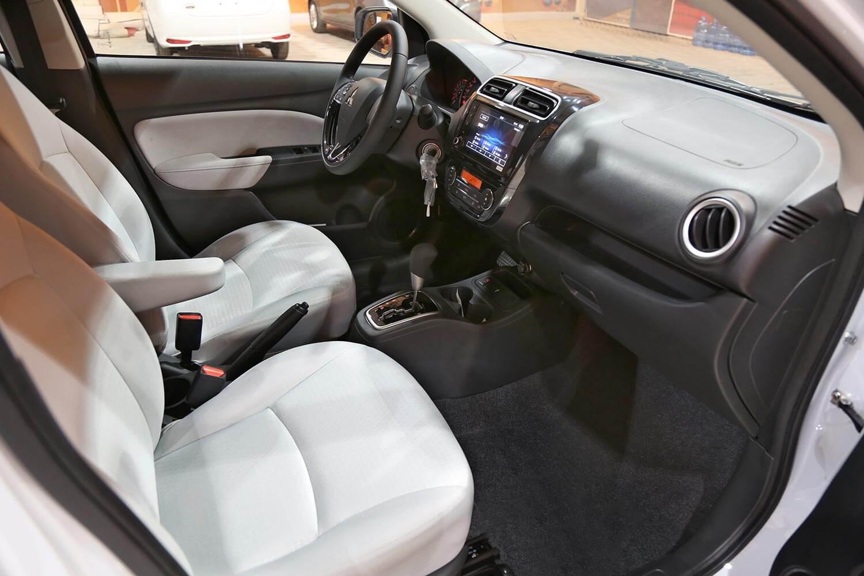Interior Image for  MITSUBISHI Attrage GLX-HL 2021