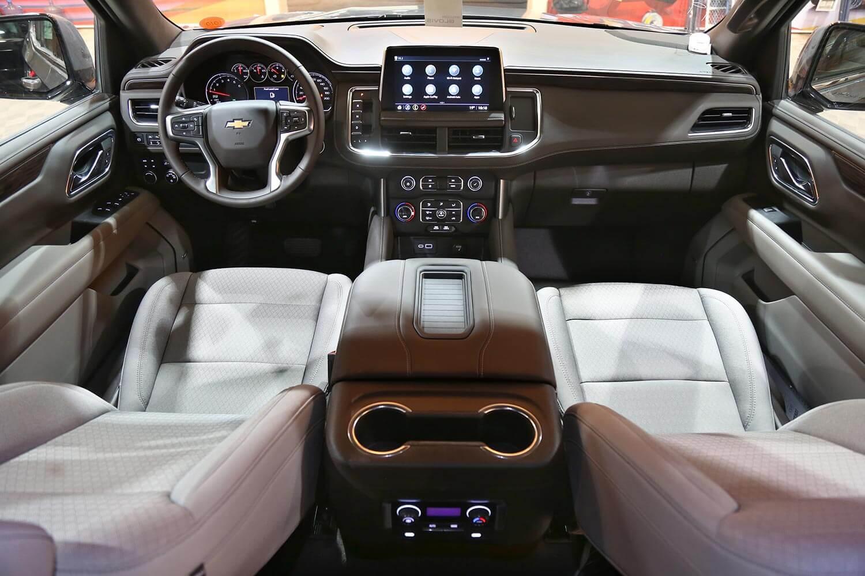 Interior Image for  CHEVROLET TAHOE LT 4X4 2021