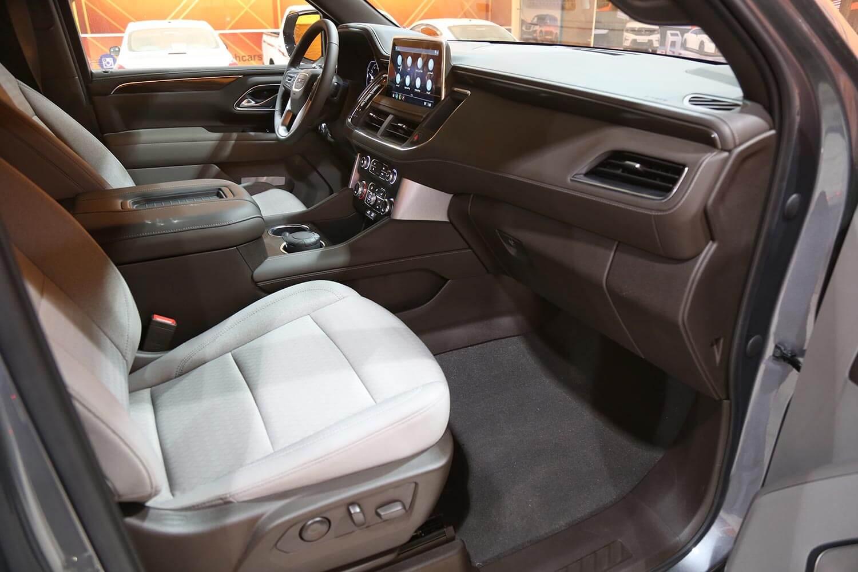 Interior Image for  GMC YUKON SLE 2021
