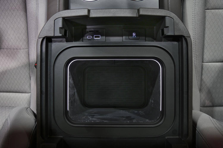 Interior Image for  CHEVROLET TAHOE LT 2021
