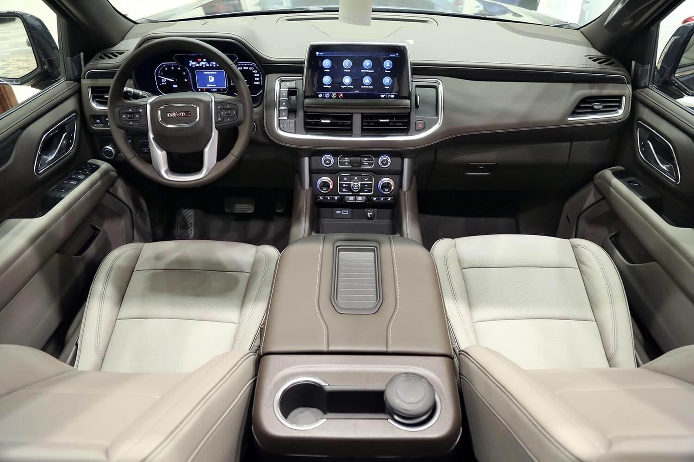 Interior Image for  GMC YUKON SLT 2021