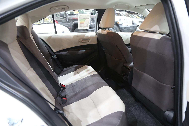 صورة داخلية للسيارة  تويوتا كورولا XLI 2021