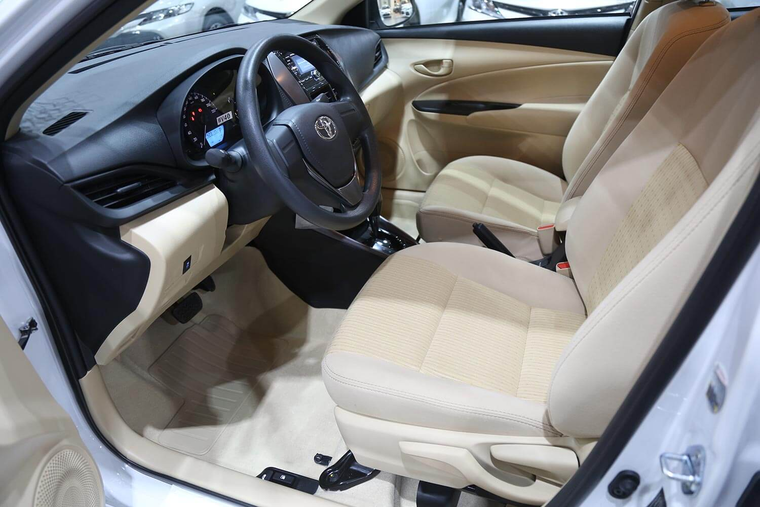 Interior Image for  TOYOTA YARIS Y 2021