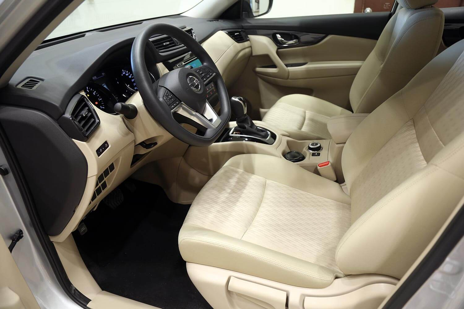 Interior Image for  NISSAN X-TRAIL S 2020