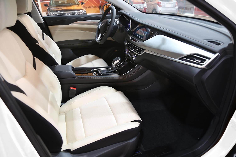 صورة داخلية للسيارة  شانجان ايدو Trend 2021