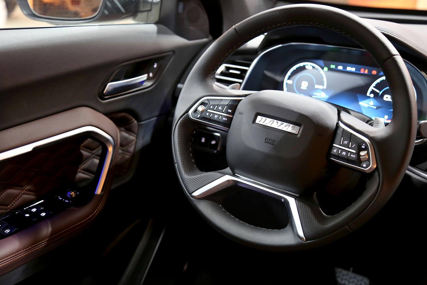 Interior Image for  HAVAL H6 Supreme 2021