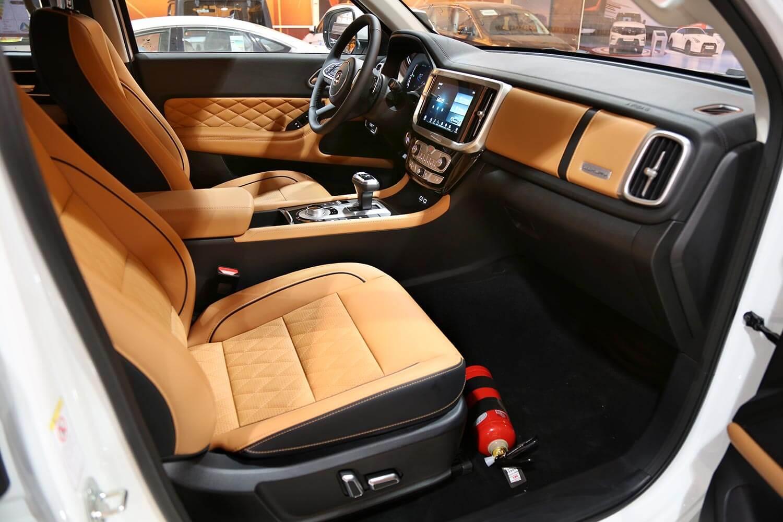 صورة داخلية للسيارة  جريت وول باور ديزل S-LUX 2022