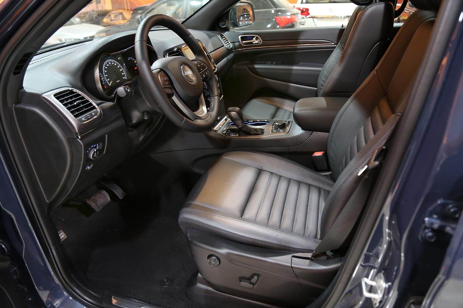 Interior Image for  Jeep Grand Cherokee Limited - S 2021