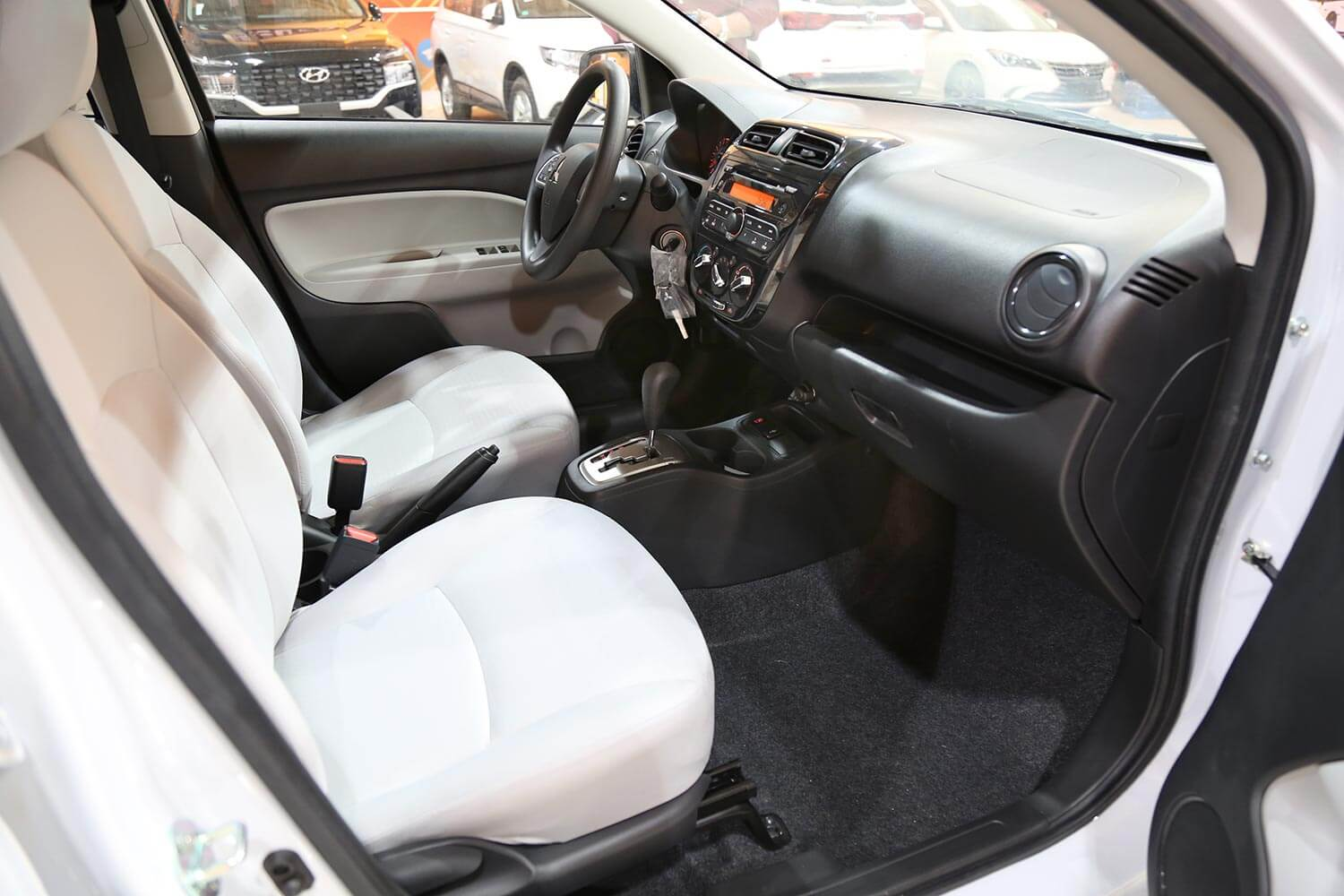 Interior Image for  MITSUBISHI Attrage GLX-LL 2021
