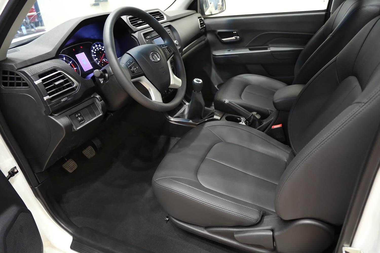 صورة داخلية للسيارة  جريت وول ونجل 5 2021