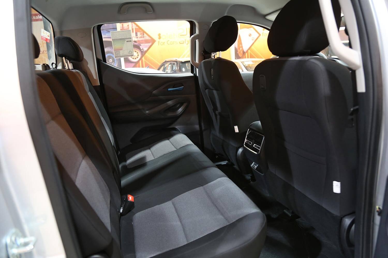 Interior Image for  CHANGAN Hunter Omega-4WD 2021
