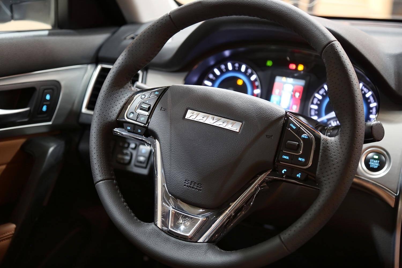 صورة داخلية للسيارة  هافال H2 انتلجنت 2021