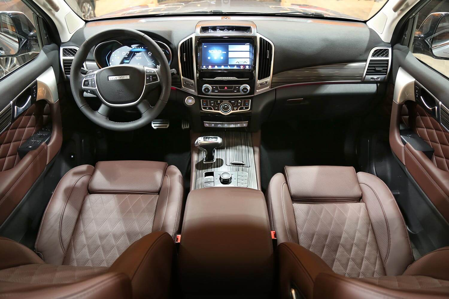 Interior Image for  HAVAL H9 Digntty 2021
