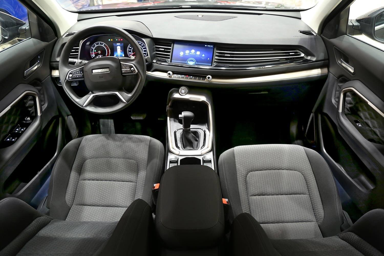 صورة داخلية للسيارة  هافال H6 فاشنبل 2021