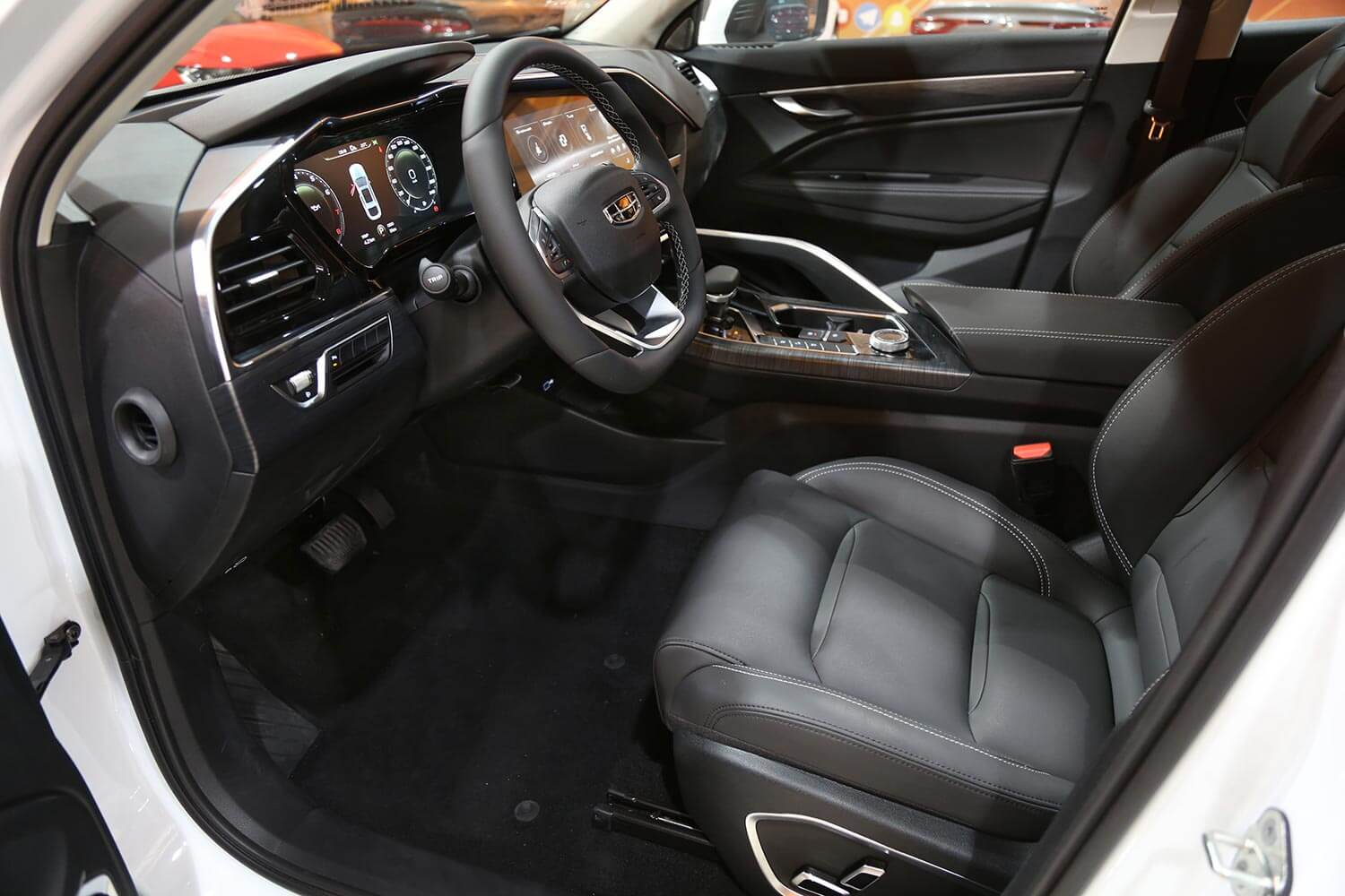 Interior Image for  GEELY Tugella GL 2021