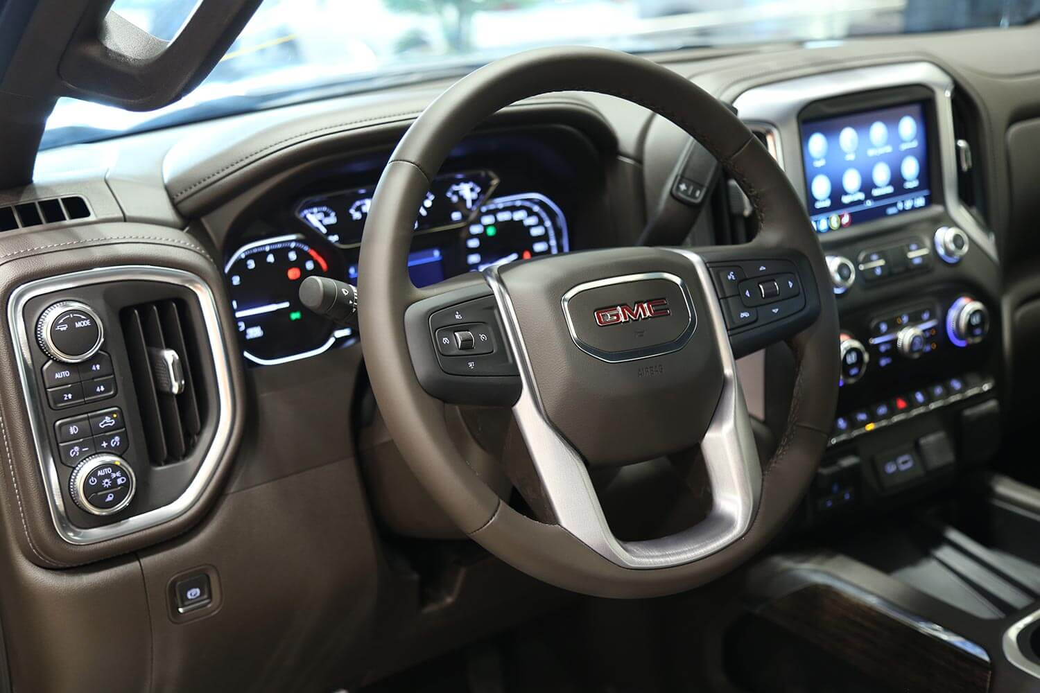 Interior Image for  GMC SIERRA ELEVATION 2021