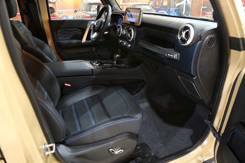 Interior Image for  BAIC BJ40 PLUS Champion 2021