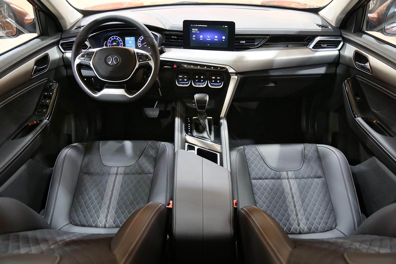 Interior Image for  BAIC X35 Luxury 2021