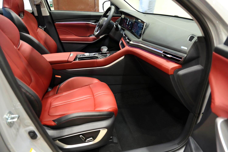 صورة داخلية للسيارة  شانجان CS75 PLUS Limited 2022