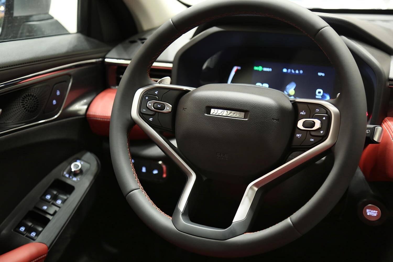 صورة داخلية للسيارة  هافال جوليان اكتيف 2021