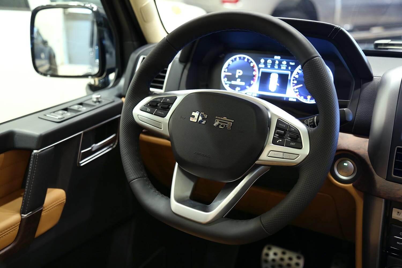 صورة داخلية للسيارة  بايك BJ80 3.0T 2021