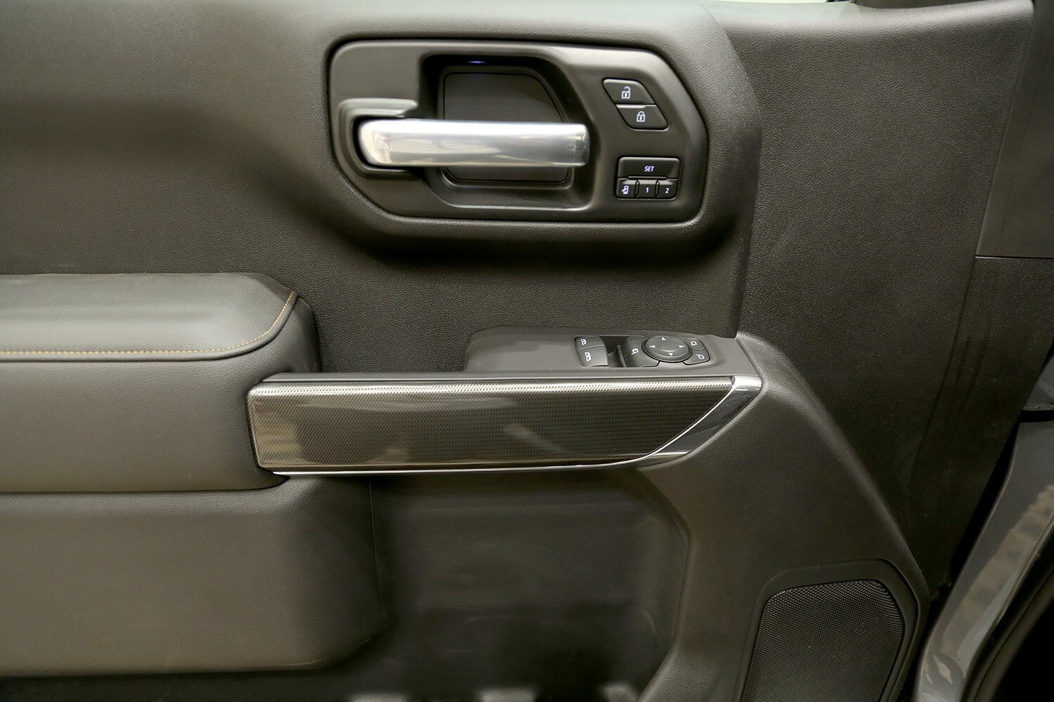 Interior Image for  GMC SIERRA AT4 2021