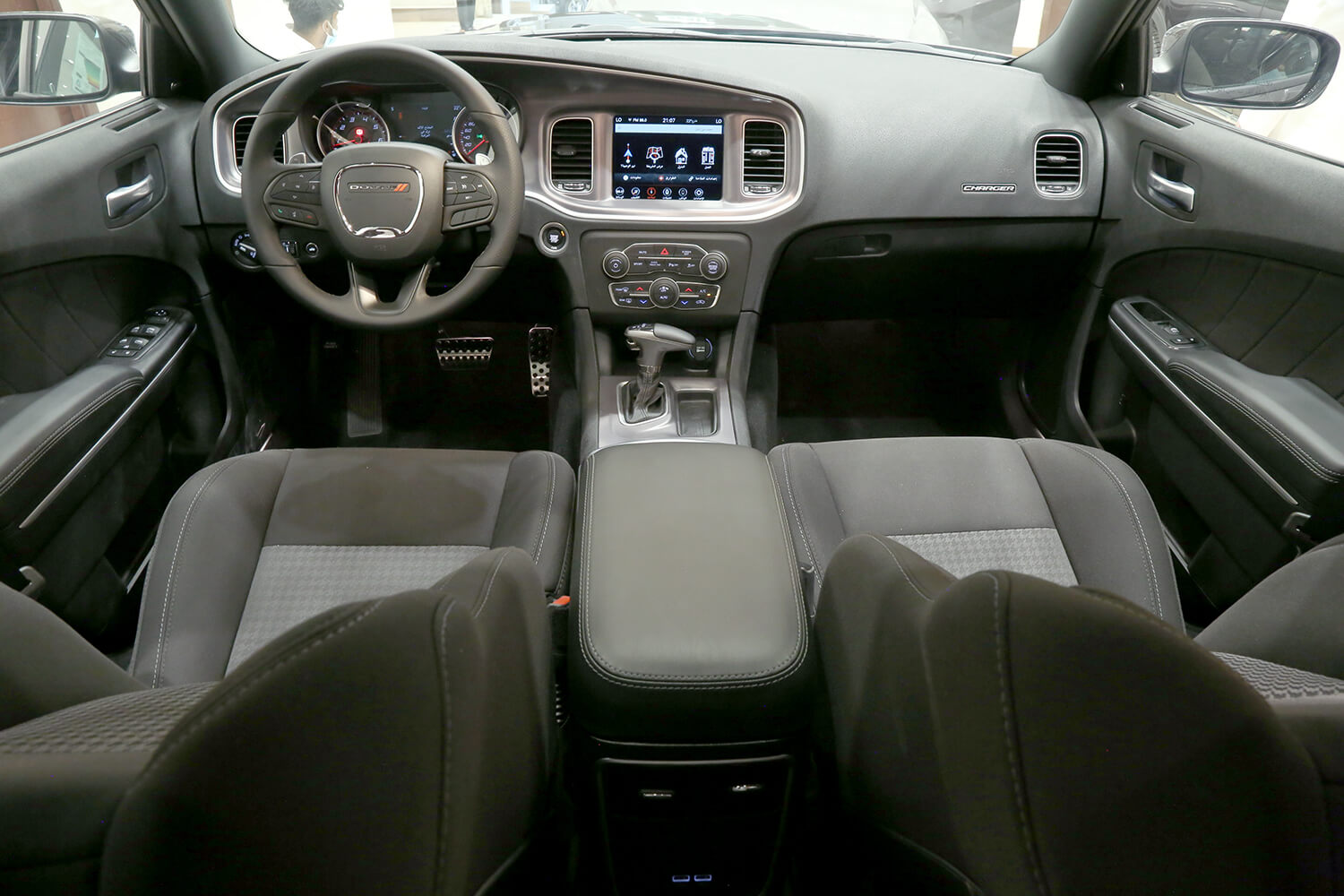 Interior Image for  DODGE Charger R T 2021