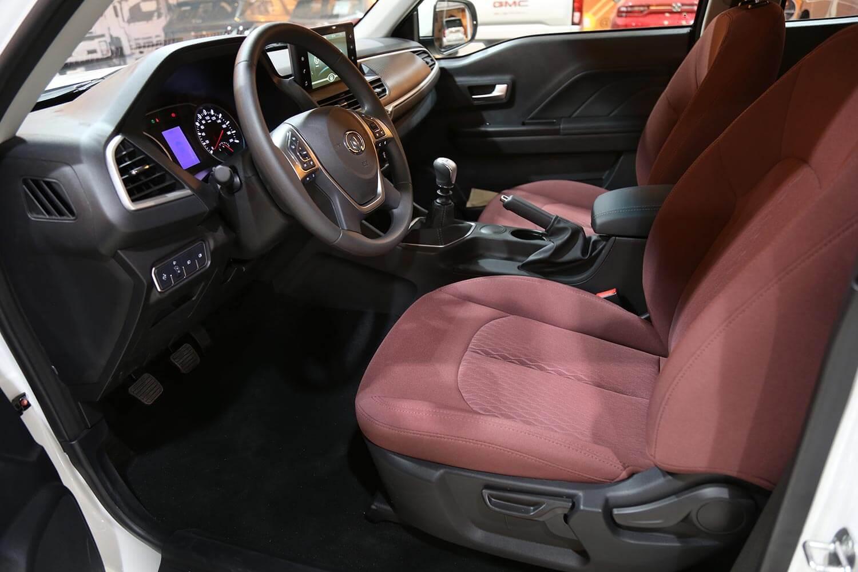 صورة داخلية للسيارة  جريت وول ونجل LUX-7 2021