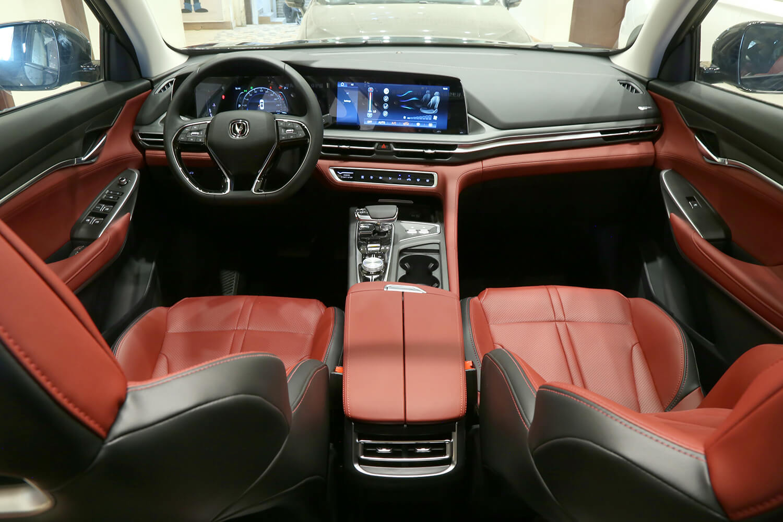 Interior Image for  CHANGAN CS75 PLUS Smart 2022