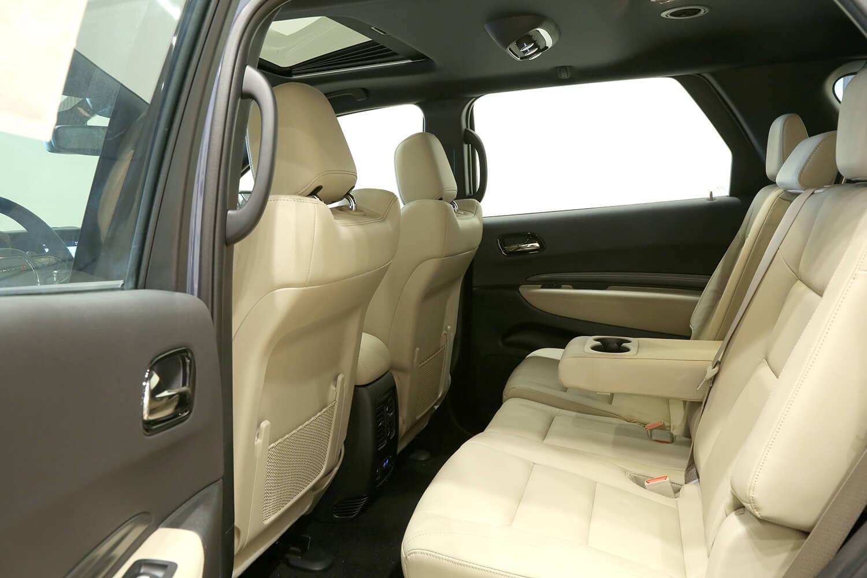Interior Image for  DODGE DURANGO GT 2021