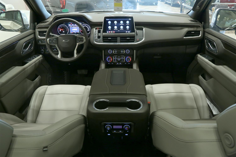 Interior Image for  CHEVROLET TAHOE Z71 2021