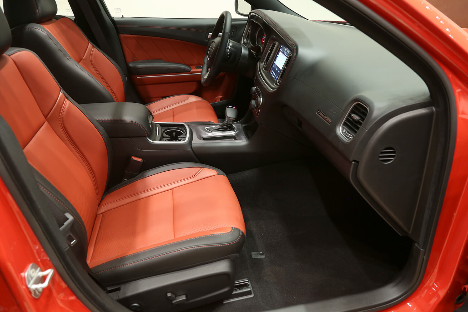 Interior Image for  DODGE Charger RT- Premium 2021