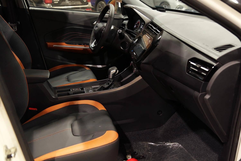 صورة داخلية للسيارة  شيري Tiggo 2Pro Luxury 1.0T 2021