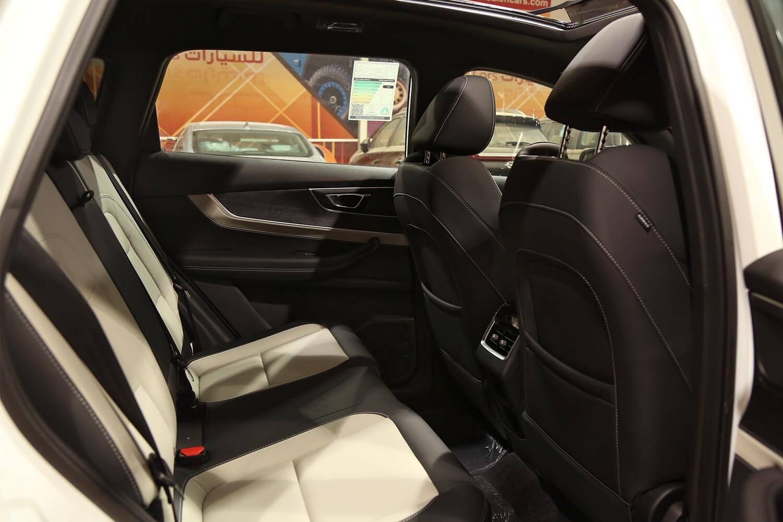 صورة داخلية للسيارة  شيري Tiggo 7Pro Luxury 2021