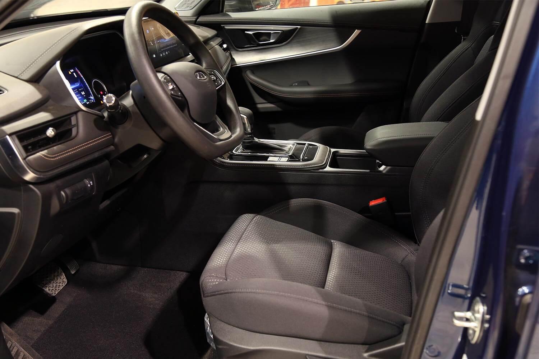 Interior Image for  CHERY Tiggo 8Pro Comfort 2021