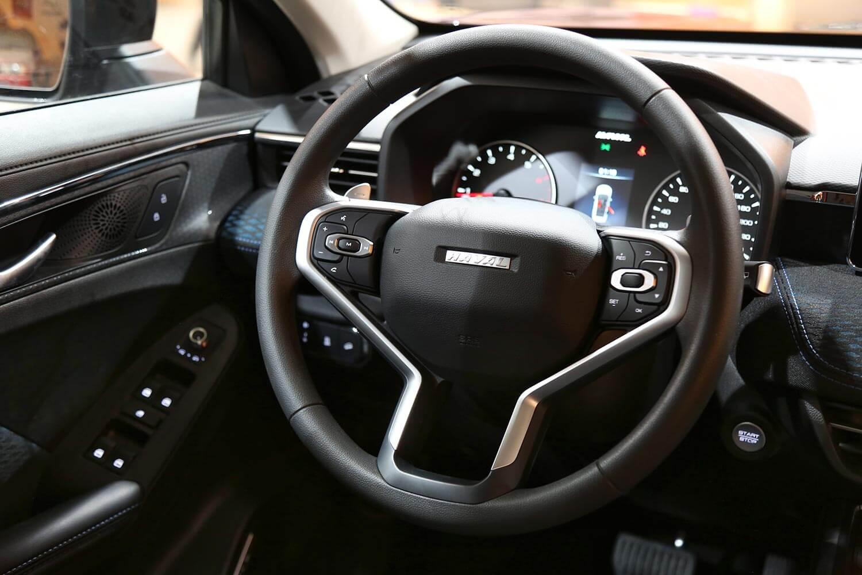 صورة داخلية للسيارة  هافال جوليان بيسيك 2022
