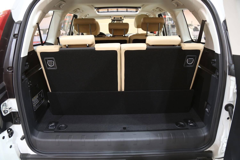 صورة داخلية للسيارة  هافال H9 ديجنتي 2022